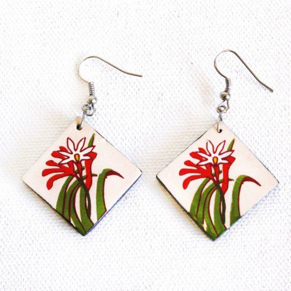 Jewellery Ceramic Earrings-ECOKPX