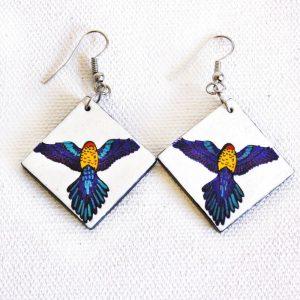Jewellery Ceramic Earrings-ECOROX