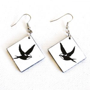 Jewellery Ceramic Earrings-ECOSWX