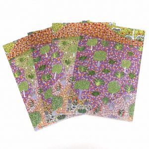 Gift Wrapping Paper Pack of 4 50 x 68 cm each-JMO410