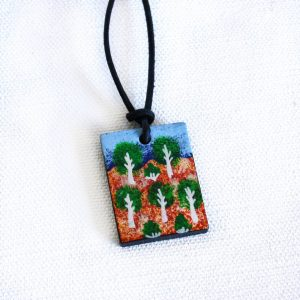 Jewellery Ceramic Pendant-MMO404