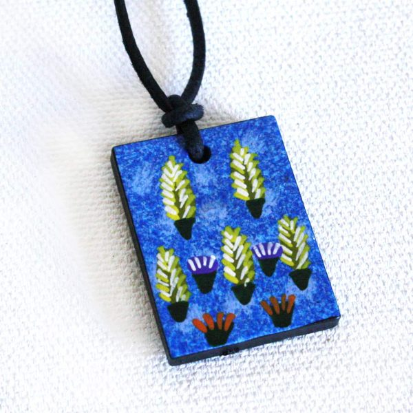 Jewellery Ceramic Pendant-ROR405