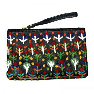 Clutch Bag with Wrist Strap-ROR414