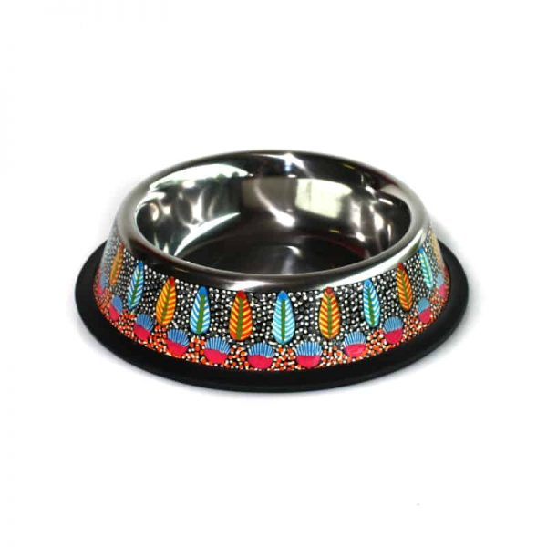 Stainless Steel Pet Bowl-ROR416