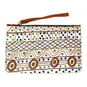 Clutch Bag with Wrist Strap-JPA145