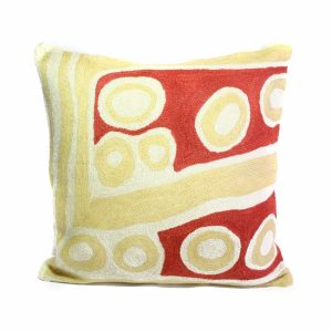 Cushion Cover Wool 12in (30cm)-ADN327
