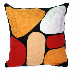 Cushion Cover Wool 16in (40cm)-KZI321