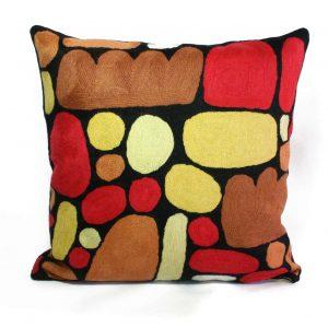 Cushion Cover Wool 16in (40cm)-KZI324