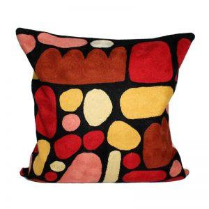 Cushion Cover Wool 20in (51cm)-KZI324