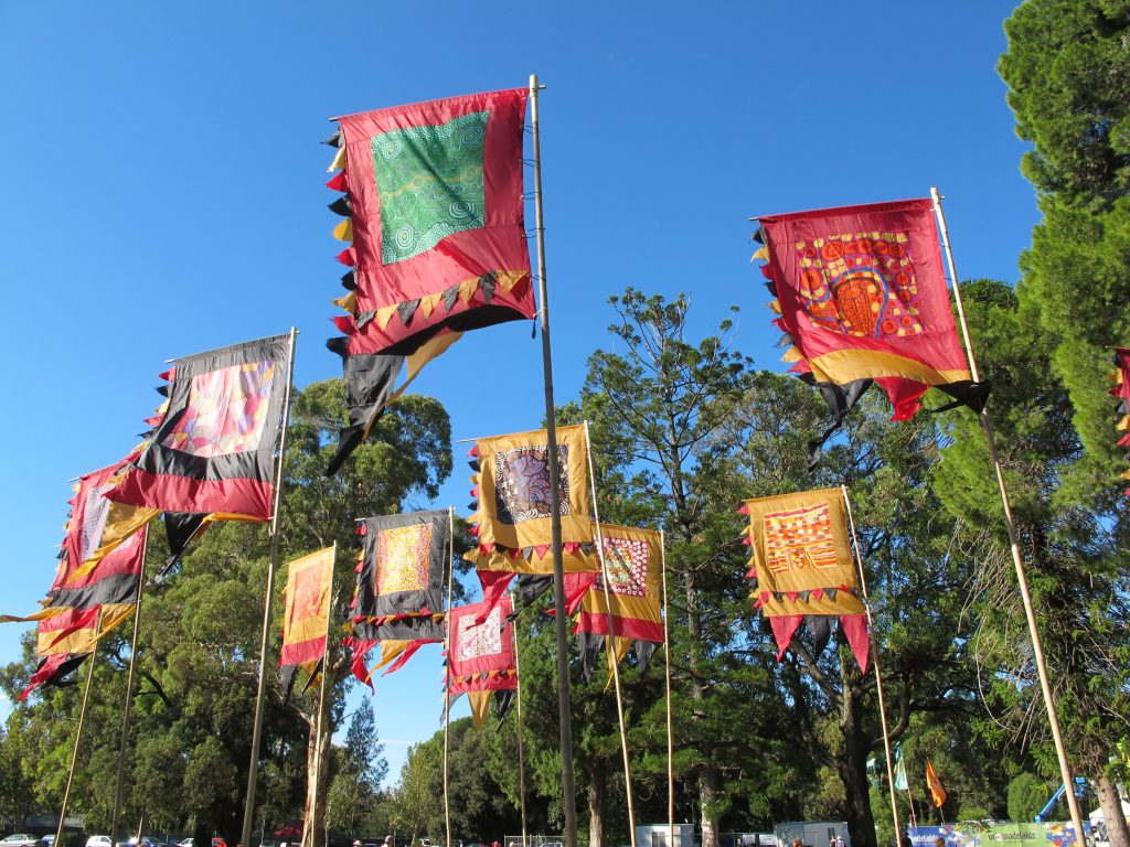 2011 Flags
