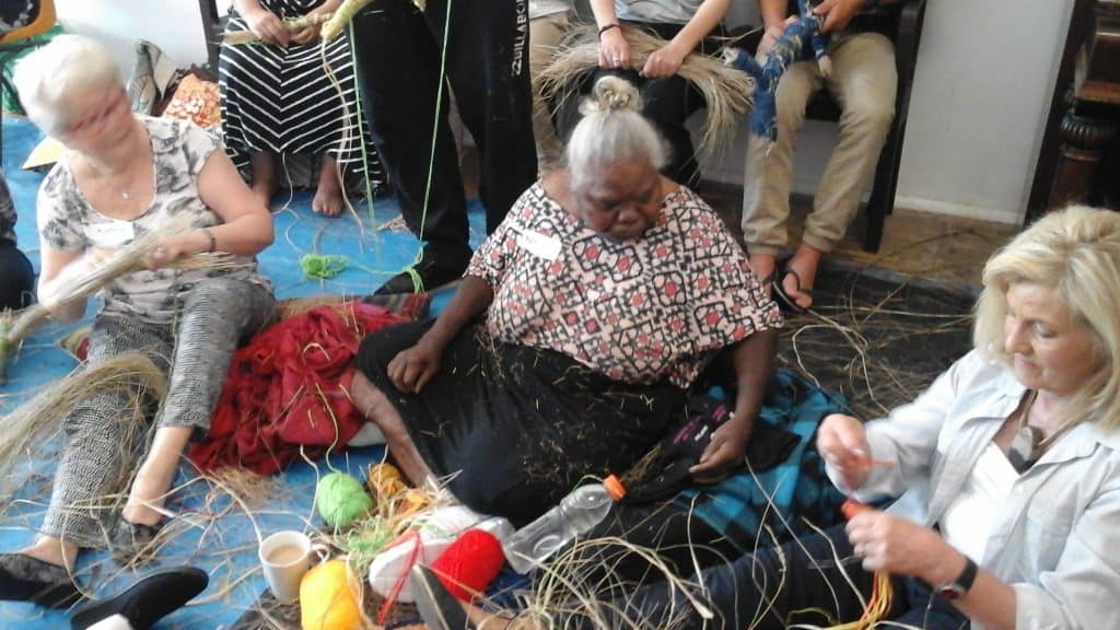 Port Festival Weaving Workshop 2015