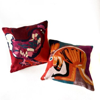 New Cushion Covers!
